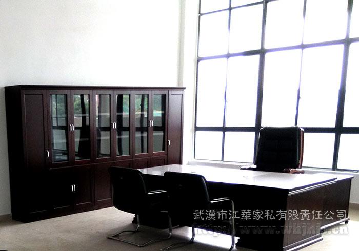 領導辦公室整體實木油漆家具