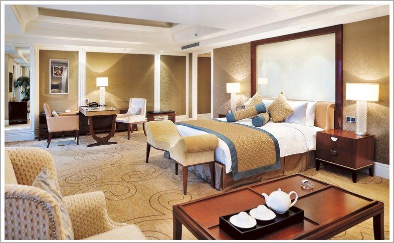 酒店豪华客房商务套房家具配置jhkf002——客房